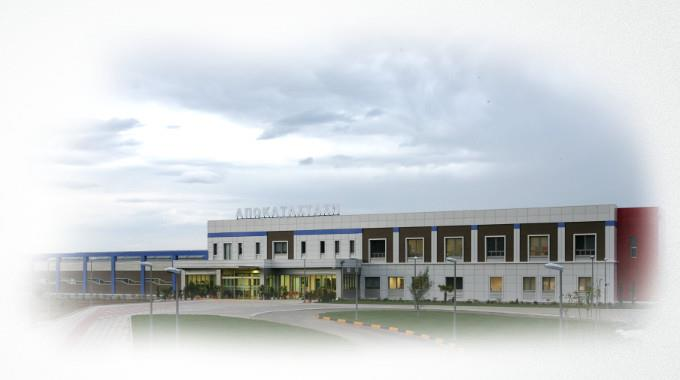Physical Rehabilitation and recovery building at Trikala,Greece