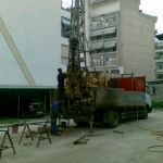 5 storey building at Dimitras St.-Larissa,Greece