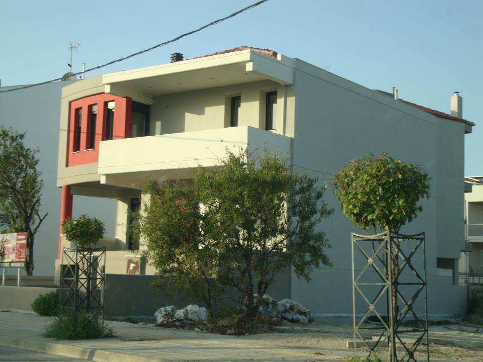 2 storey bulding at 25 Tsitsani St.-Larissa 2