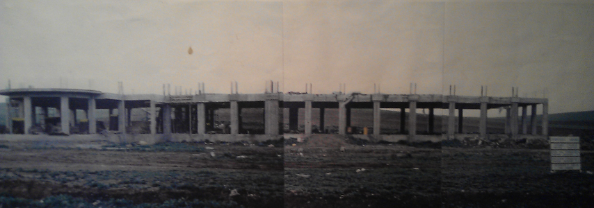 industrial structure with prestressed concrete, Alexandros Tzimoziogas Civil Engineer
