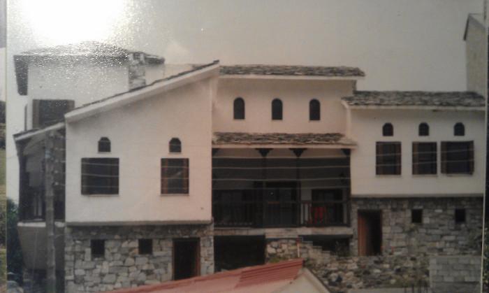 country house in Samarína, Grevena, Greece, Αlexandros Tzimoziogas Civil Engineer, Αλέξανδρος Τζιμοζιώγας Πολιτικός Μηχανικός