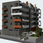 Structural Design of a 5 storey building in Kalamaria,Thessaloniki 2008