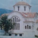 cross-domed church in Ampelonas village-Larissa prefecture 1985, Tzimoziogas civil engineers