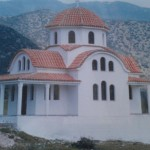 cross-domed church in Elia village-Larissa prefecture 1987, Tzimoziogas civil engineers