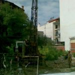 5 storey building at Eleutuherias St.-Larissa