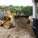ground waterproofing