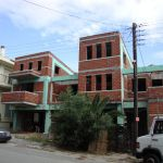 multi purpose commercial & residential building in Tagarades, Thessaloniki,surface 630m2-2007