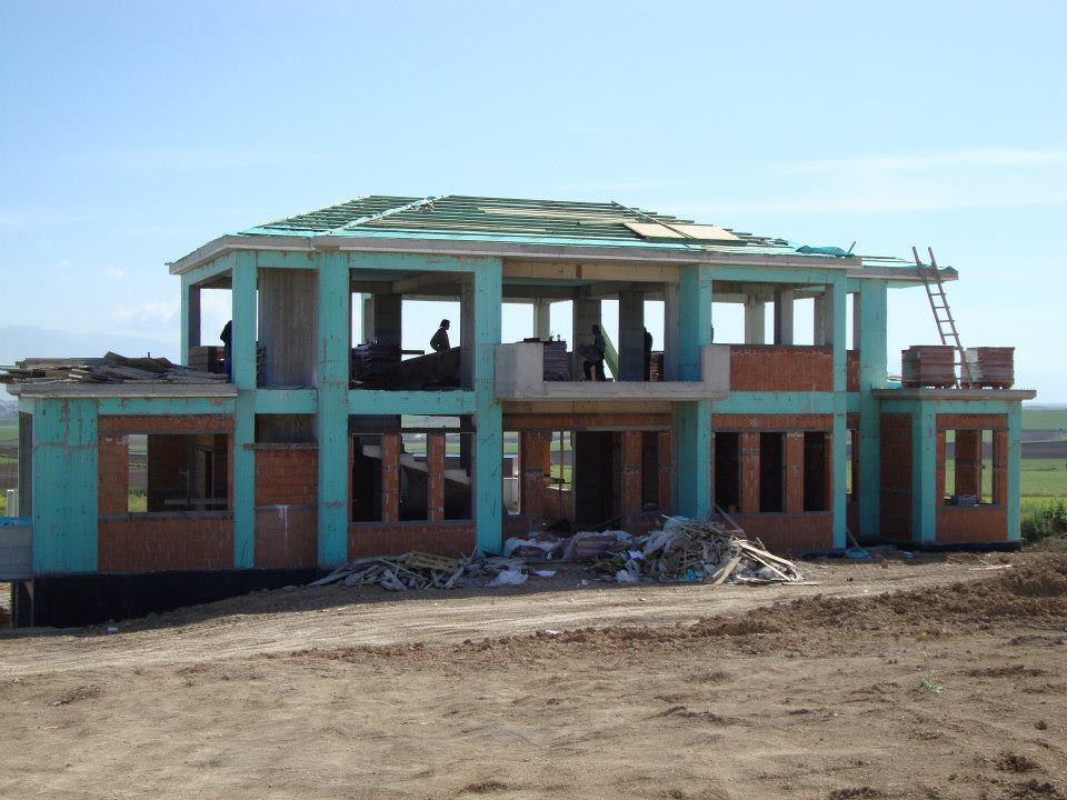 Large Residence in Terpsithea, Larissa, Τζιμοζιώγας Πολιτικός Μηχανικό
