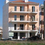 Structural Design of a 3 storey building in Nea Politeia region -Larisa 2003